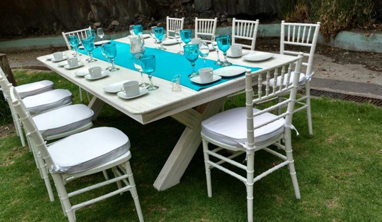 renta de sillas y mesas, alquiler de sillas y mesas