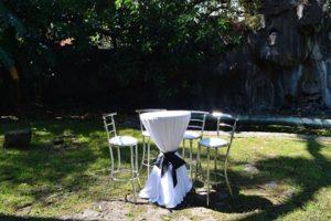 Renta de sillas periqueras
