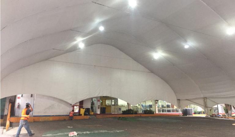 alquiler de domo gigante