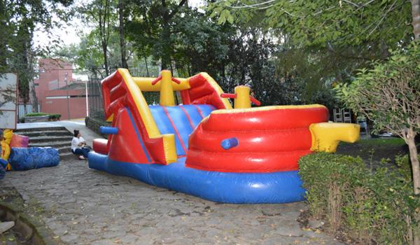 renta de inflables para eventos