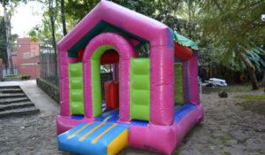 renta de inflables y brincolines para fiestas y eventos