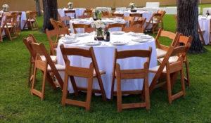 renta de sillas y mesas avant garde natural