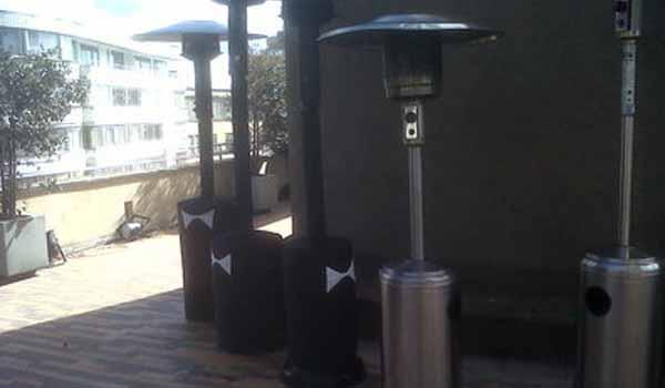 calentadores ambientales