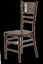 alquiler de sillas y mesas tiffany chocolate
